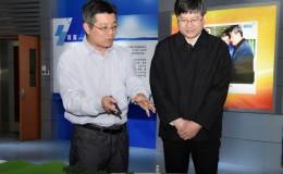 陕西省科技厅副厅长史高领莅临法士特调研