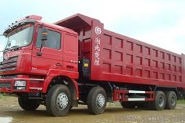 陕汽德龙M3000重卡前四月销售破3000辆