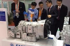 法士特推出2-6挡纯电动变速器 最大可装机70吨重卡