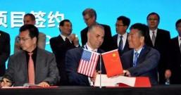 法士特与伊顿在美国旧金山签署战略协议