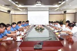 咸阳市委书记岳亮莅临法士特考察指导