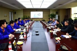 中国重汽技术发展中心汽车传动设计院院长蒋训良访问法士特