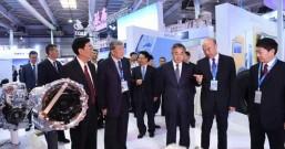 法士特多款智能化产品亮相中国-东北亚博览会