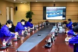 法士特参加省国资委系统疫情防控物资保障工作视频会议