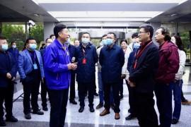 第十三届全国人大台湾省代表团调研法士特