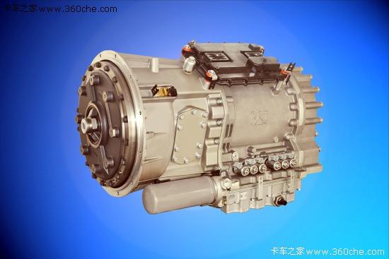 法士特CX系列FC6A180重型液力自动变速器