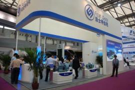 法士特公司6DS系列变速器精彩亮相南京客车展