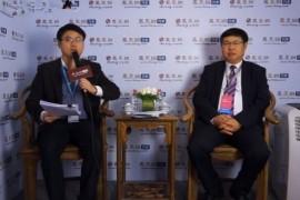 陕西法士特汽车传动公司董事长李大开【凤凰网上海车展专访】