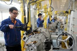 法士特研制成功国内最高水准变速器