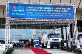 法士特产品亮相2018越南河内国际车展