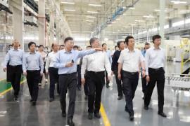 陕西省属企业改革创新观摩活动在法士特秦川顺利举行