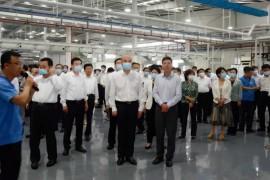 法士特高智新工厂为企业高质量发展注入新活力