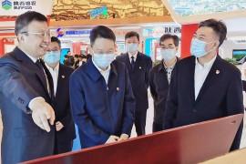 陕西省国资系统贯彻落实全国国企党建工作会议精神成果展开幕 | 法士特精彩亮相